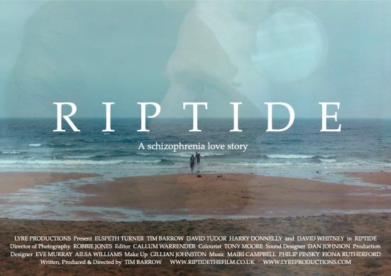 Riptide Poster Landscape clear A